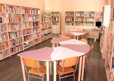 Училищната библиотека
